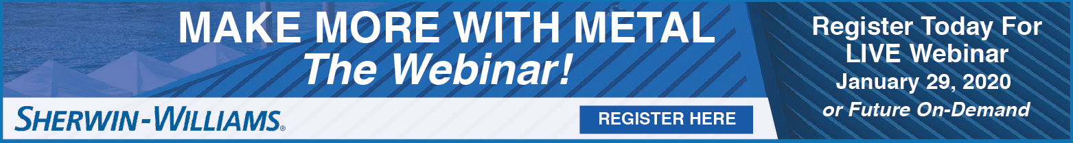 Sherwin Williams - Banner Ad - Webinar