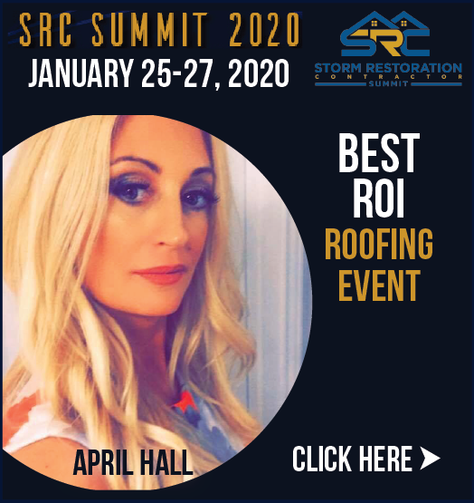 SRC Summit -  Sidebar Ad - April Hall