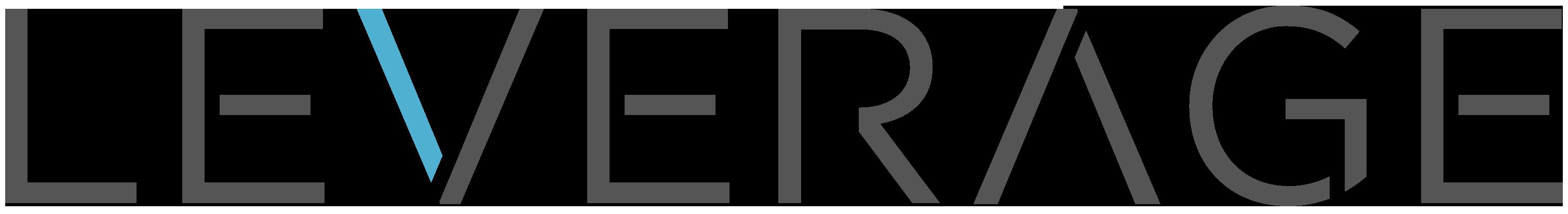 LEVERAGE - Logo