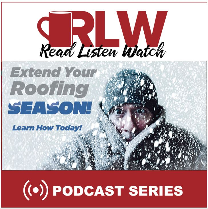 Tremco - RLW - Podcast Cold Weather