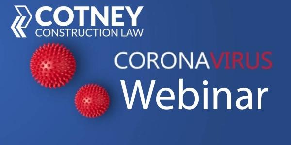 Cotney Construction Law - Cotney Summit - Part 1