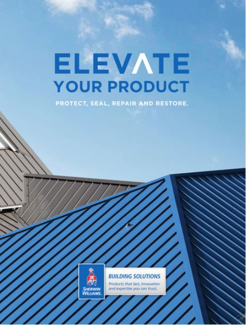Sherwin  Williams - Elevate Your Product