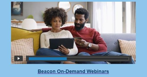 Beacon - BEACON On-Demand Webinars