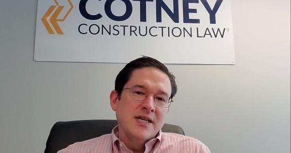 Cotney Construction Law - Cotney Construction Law Video Playlist