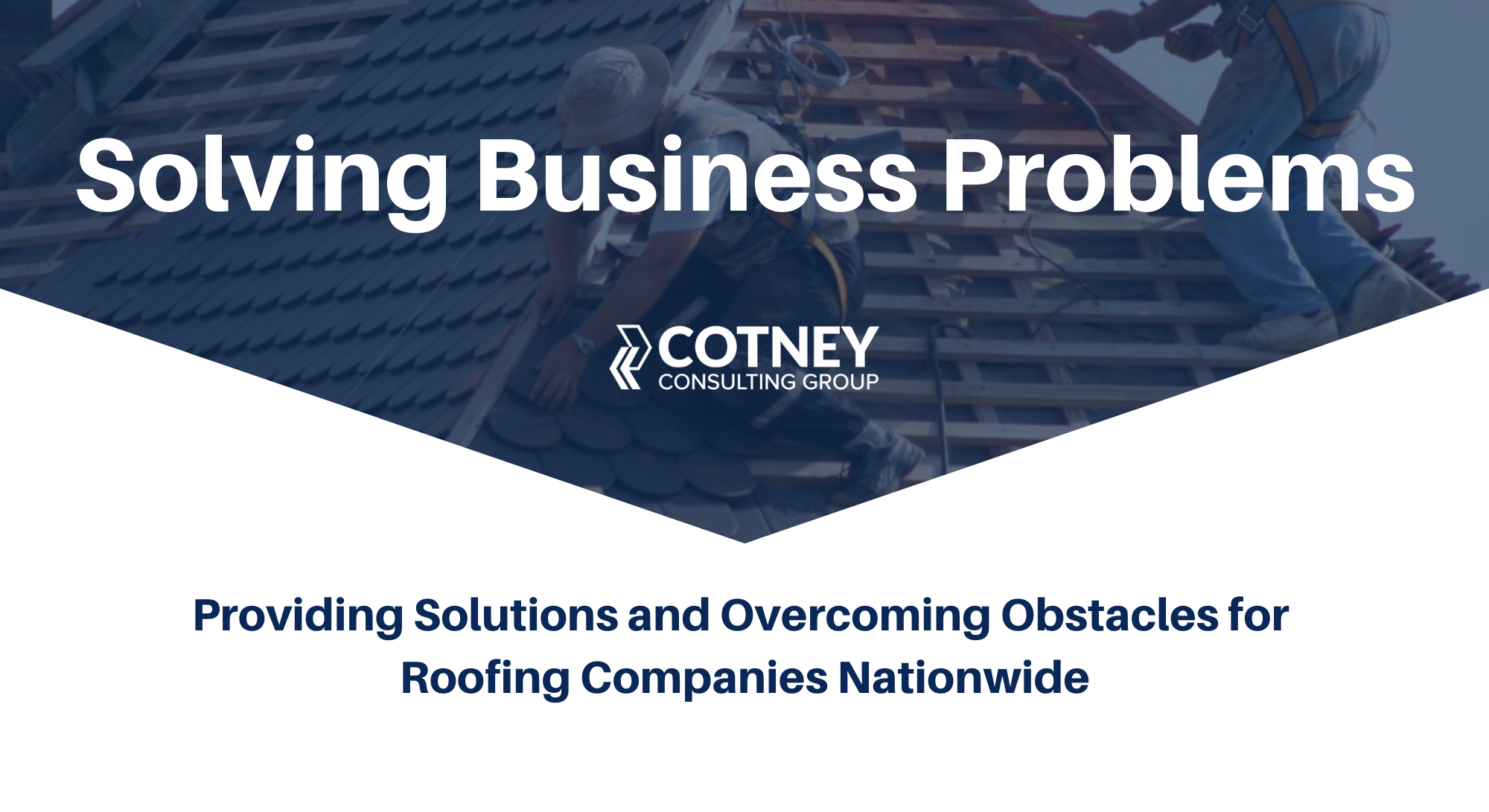 Cotney Consulting Group - landing page - 20-minute consulting