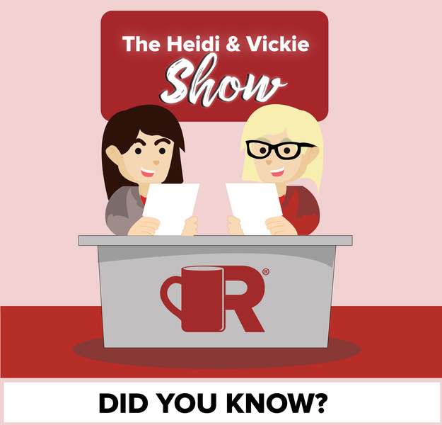 Heidi and Vickie Did You Know?