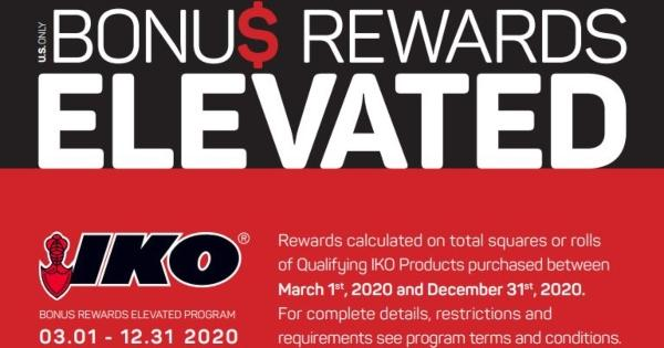 IKO - Rewards 2020