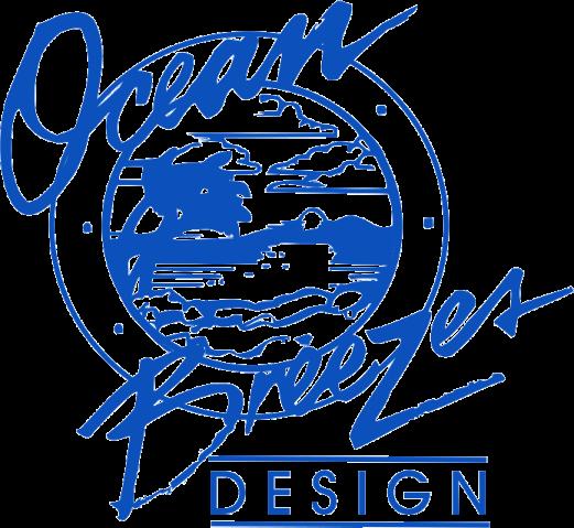 Ocean Breezes - logo 1