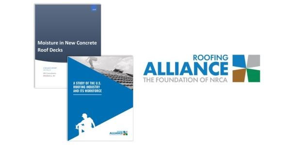 Roofing Alliance Two Leading Industry Reports