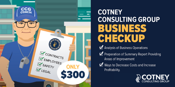 Cotney Consulting Group - Business Checkup