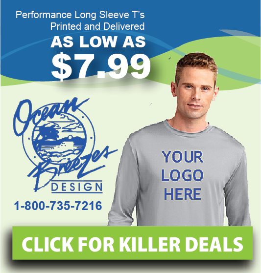 Ocean Breeze - Sidebar Ad - Killer Deals