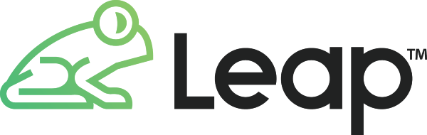Smaller Leap Logo