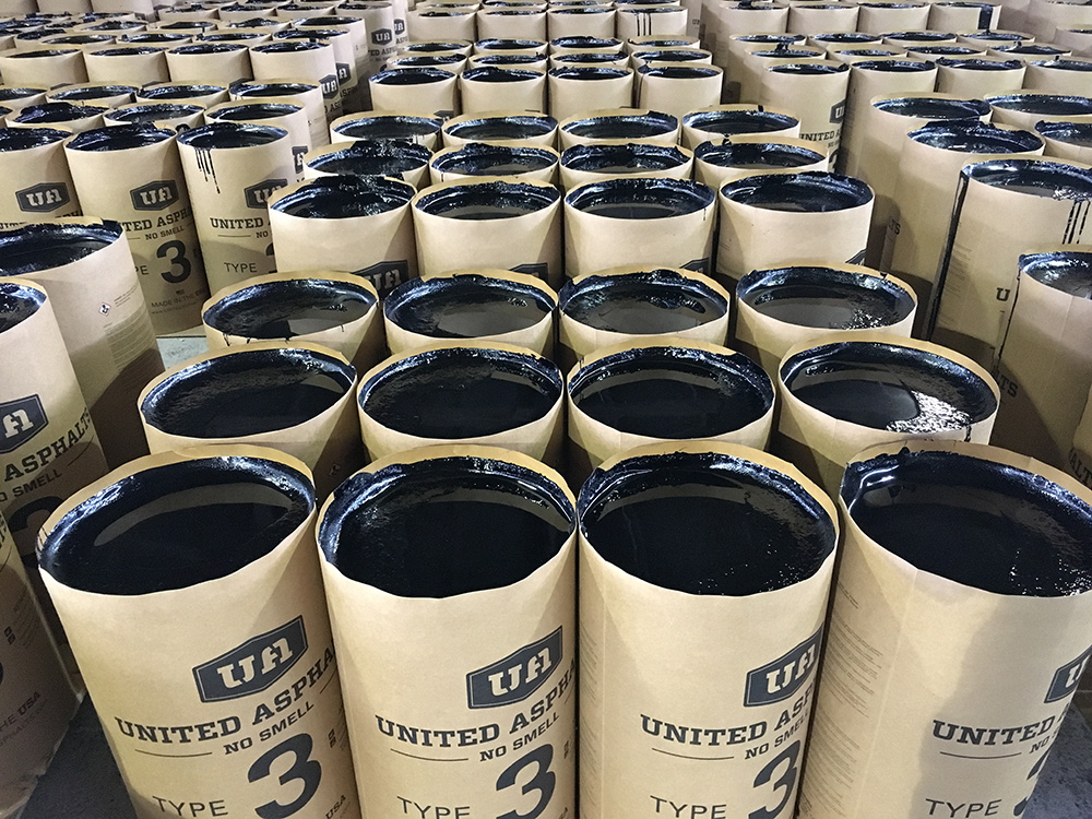 United Asphalts Rooferscoffeeshop 174