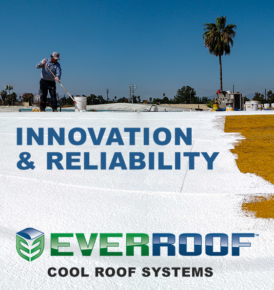 EVERROOF - Sidebar Ad -  Branding Campaign