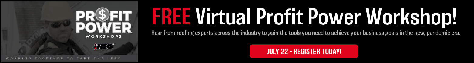 IKO- Banner Ad - Virtual Profit Power Event
