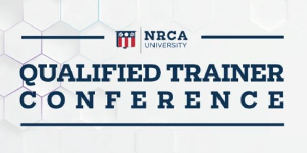 NRCA Qualified Trainer Conference