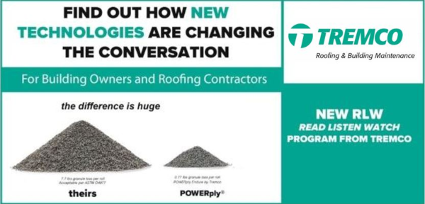 Tremco - Changing the Conversation Between Building Owners and Roofing Contractors