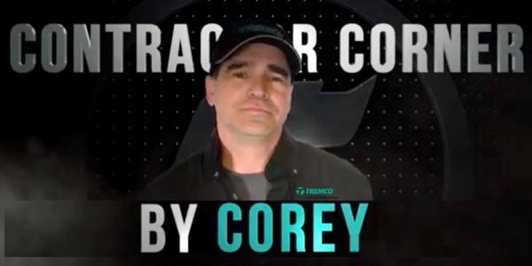 Coronavirus Won T Stop Contractor S Corner With Corey