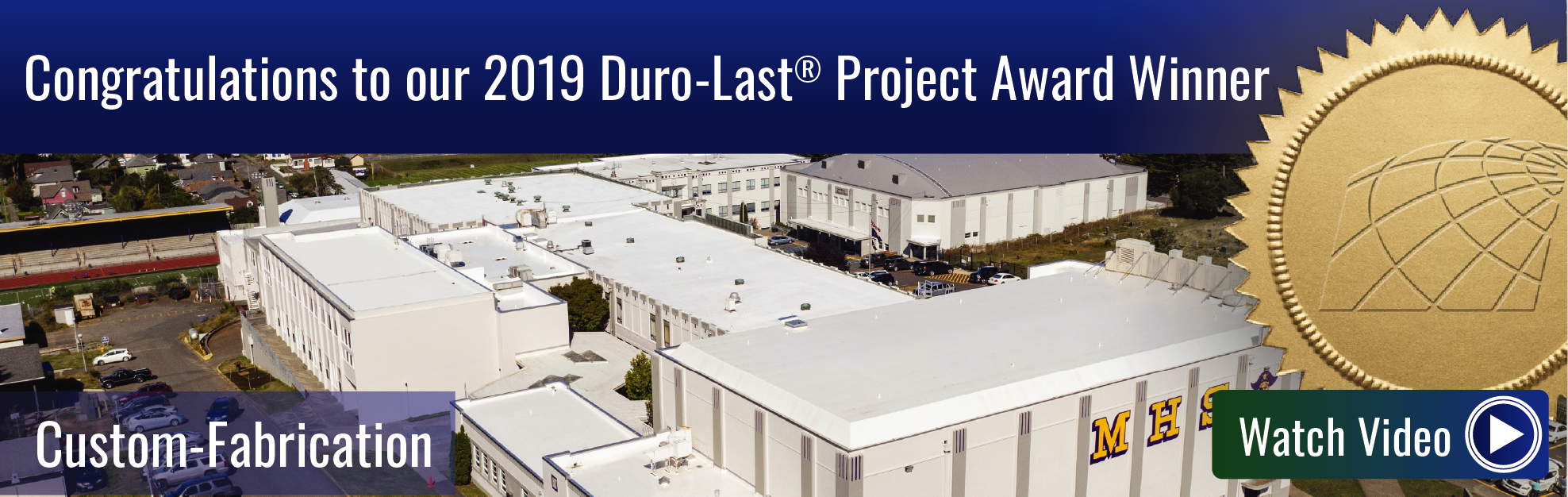 Duro-Last - Billboard Ad - Custom Fabrication 2019 Winner