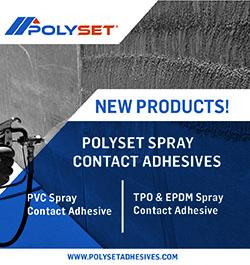 ICP Group - Sidebar Ad - Polyset Spray Contact Adhesives