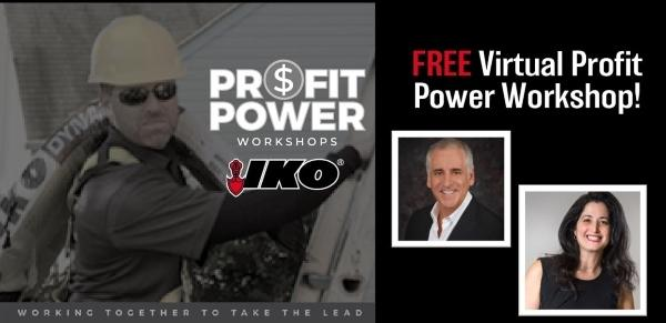 IKO Virtual Profit Power Workshop