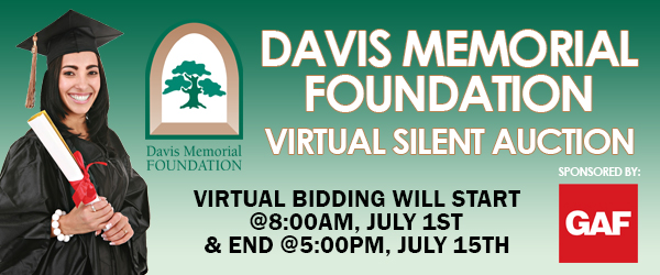 WSRCA - Davis Foundation Virtual Auction STOP  - LOOK - SHOP!