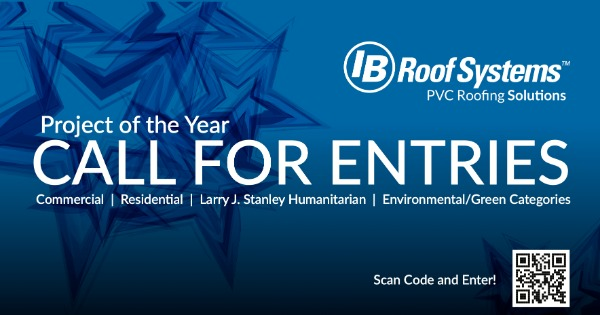 IB Roof Systems - 2020 Project of the Year Entries