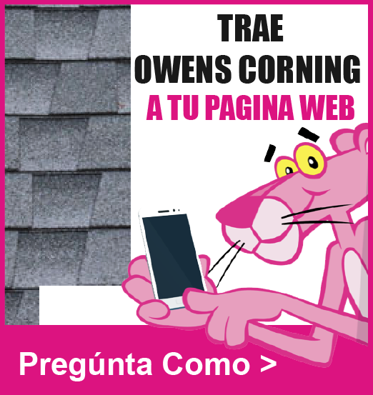 Owens Corning - Sidebar Ad - Bring Owens Corning to your Website - En Espanol