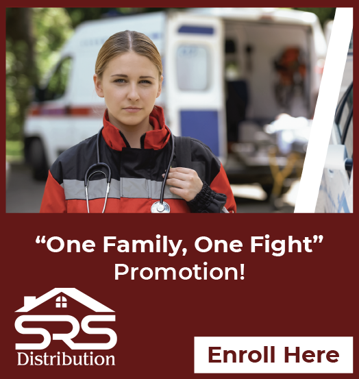 SRS Distribution - Sidebar Ad - One Family, One Fight Promotion (1)