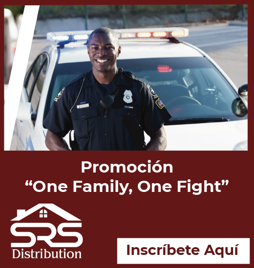 SRS Distribution - Sidebar Ad - One Family, One Fight Promotion (2 - En Espanol)