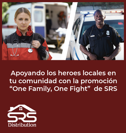 SRS - One Family, One Fight - Navigational Ad - En Espanol