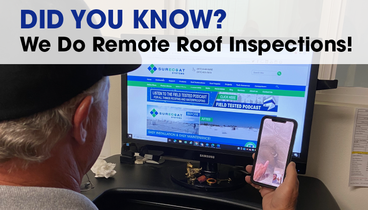 SureCoat Systems - Remote Inspection