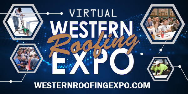 WSRCA Virtual Roofing Expo