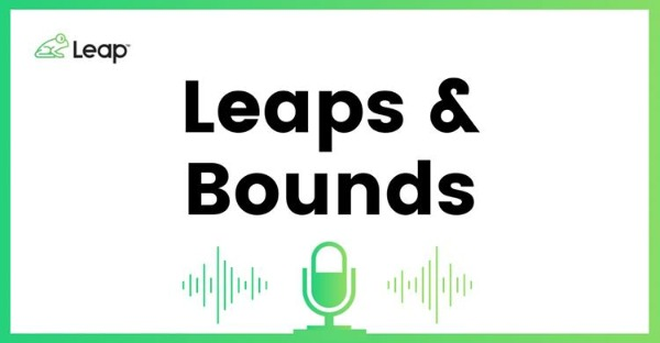 Leaps and Bounds - Podcast Playlist from Leap, LLC