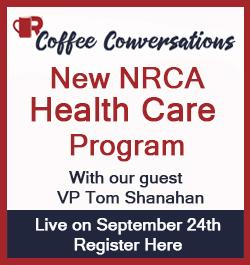 NRCA - Sidebar Ad - Coffee Conversations  - Tom Shanahan