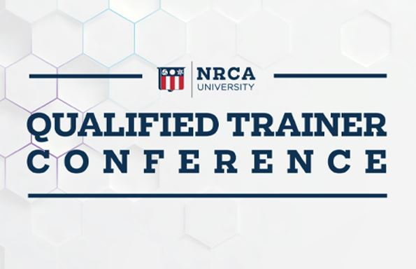 Virtual NRCA Qualified Trainer Conference