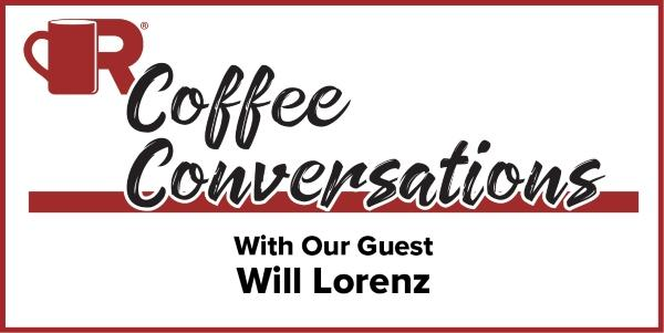 Coffee Conversations Will Lorenz