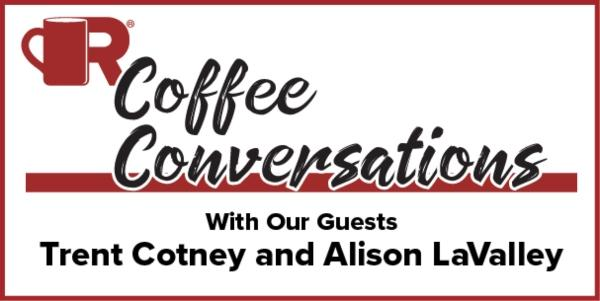 Coffee Conversations with Trent and Alison