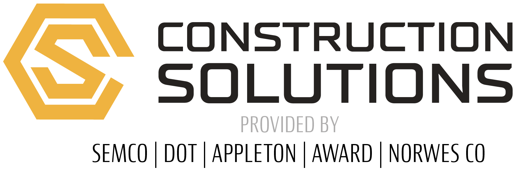 Construction Solutions  - Provided by Logo