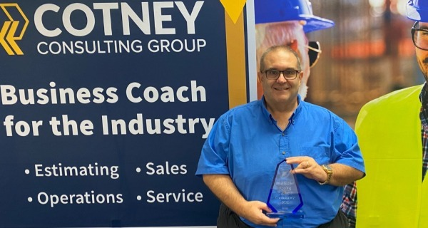 Cotney Consulting Group Three Industry Recognitions