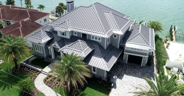 Metal Roofing Environmental & Economical Benefits