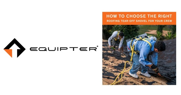 Equipter - How to Choose the Right Roofing Tear-Off Shovel for Your Crew