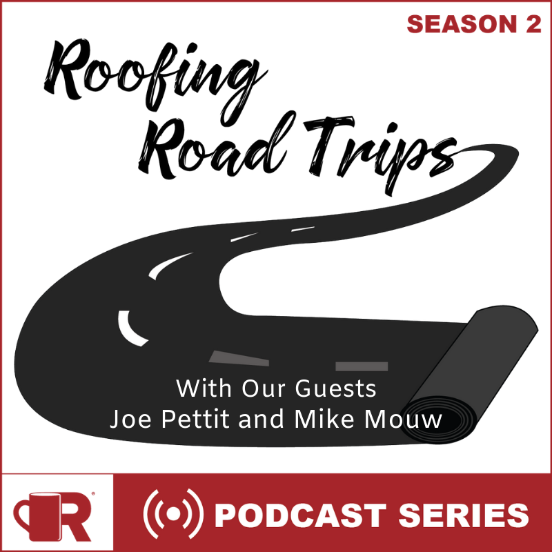 Roofing Road Trip with Joe and Mike