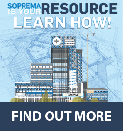 SOPREMA - Sidebar Ad - SOPREMA is Your Resource