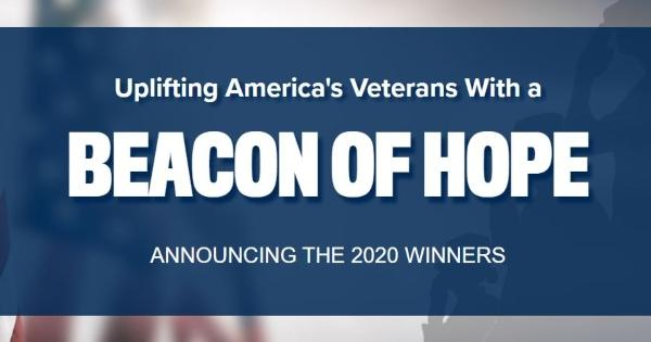 Beacon - Giving Back to Veterans - Nationwide Beacon of Hope Contest Awards New Roof