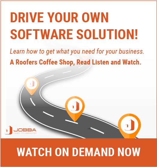JOBBA - Sidebar Ad - On Demand RLW Drive Your Own Software Solution