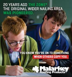 Malarkey - Sidebar Ad - The Zone