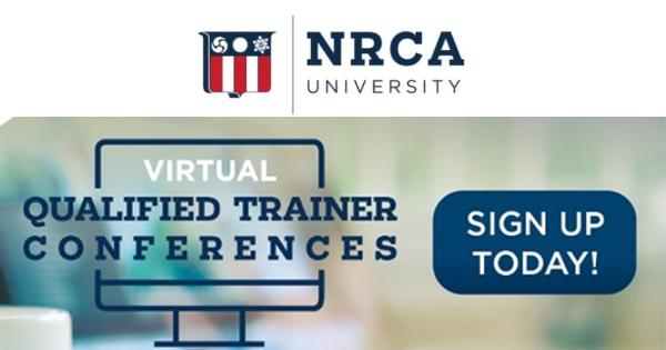 NRCA Qualified Trainer Conferences