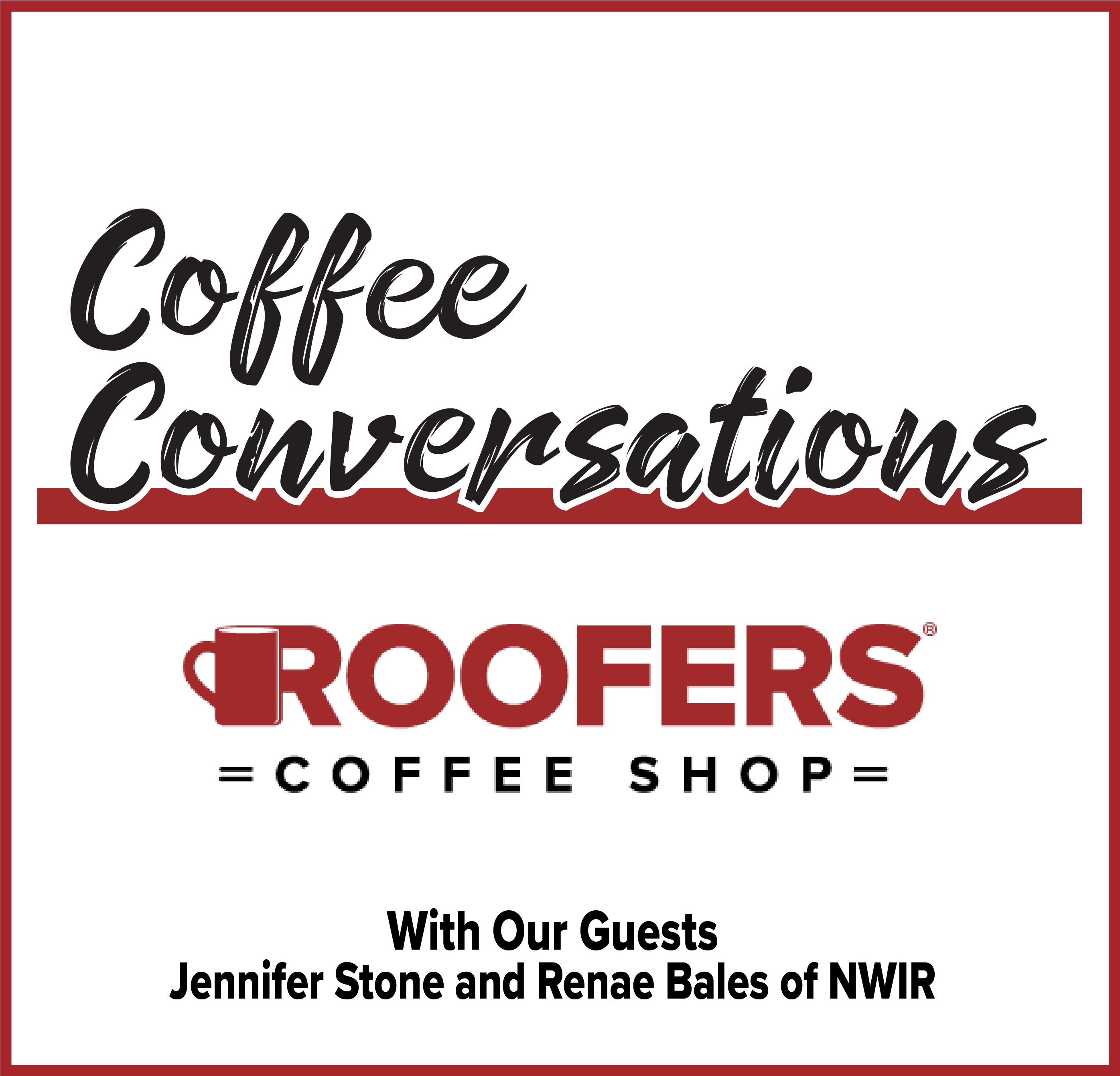 NWIR - Coffee Conversations The rise of Women in Roofing