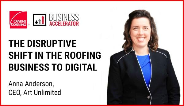 Owens Corning - The Disruptive Shift in the Roofing Business to Digital